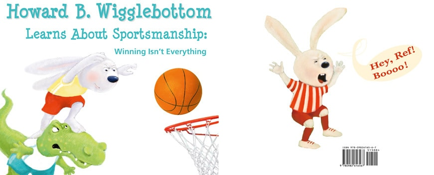 Howard B. Wigglebottom Learns About Sportsmanship Review & Giveaway