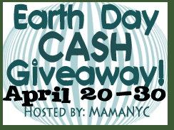Earth Day Cash Giveaway Event