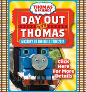 Squamish Day Out With Thomas 2012 Giveaway