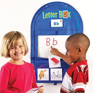 Learning Resources Letter Box Review & Giveaway