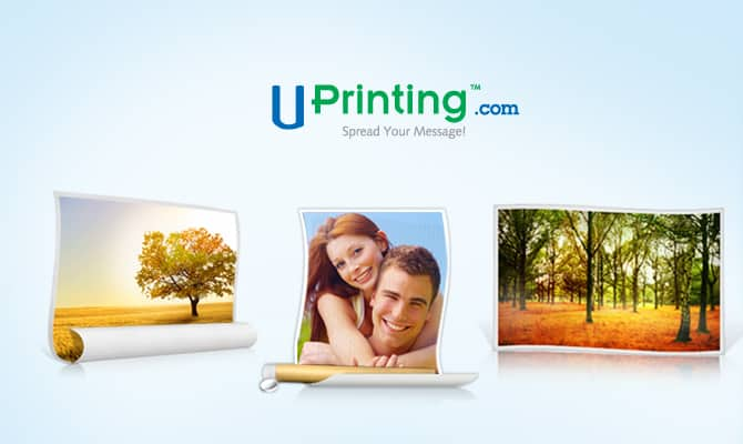 UPrinting Canvas Print Giveaway