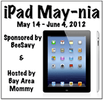 iPad May-nia Giveaway