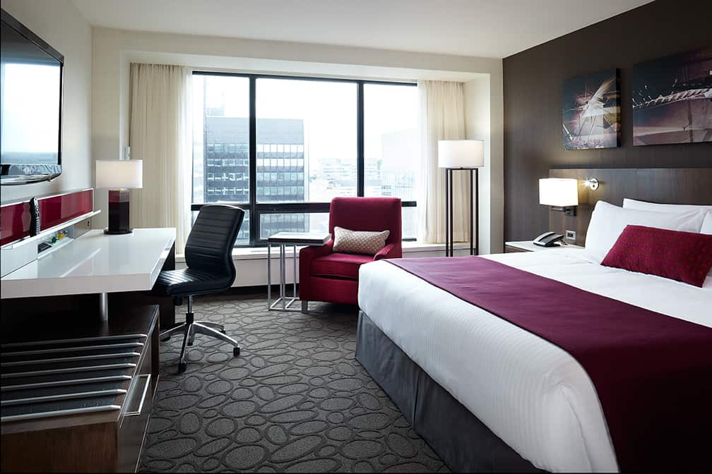 Delta Ottawa City Centre 2 Night Stay Getaway Contest