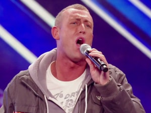 Christopher Maloney's X Factor Audition of Bette Midler's The Rose