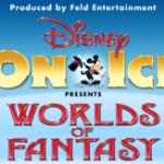 Disney On Ice Worlds Of Fantasy Toronto