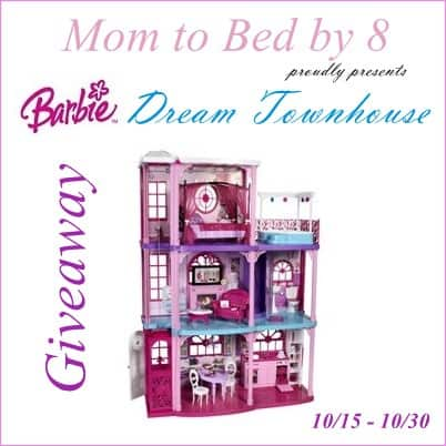 Barbie Pink Dreams Giveaway