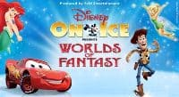 Disney On Ice – Worlds of Fantasy Review