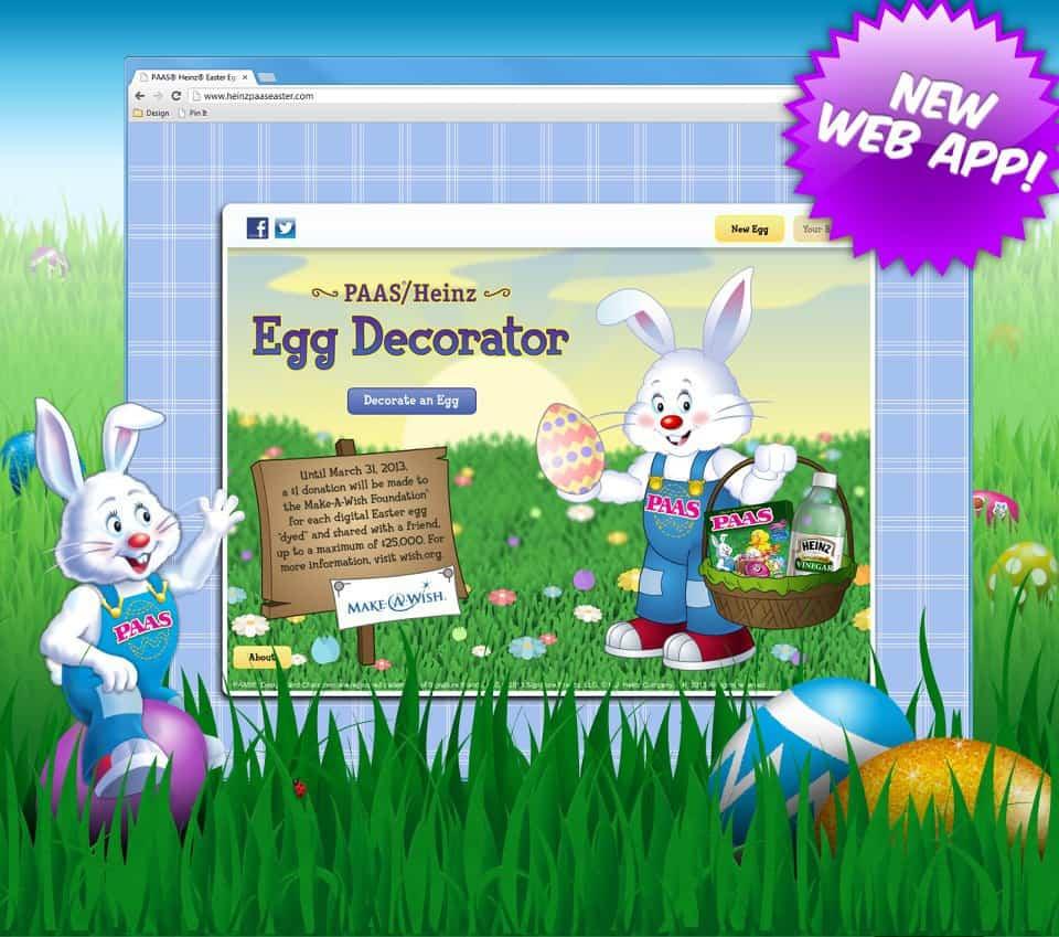 Easter Egg Decorator