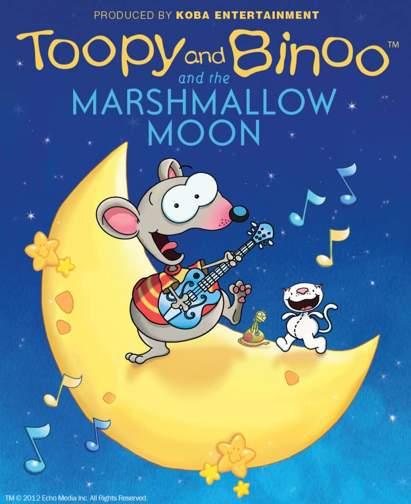 Toopy and Binoo and the Marshmallow Moon