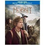 The Hobbit: An Unexpected Journey App & Blu-ray DVD Combo