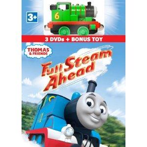 Thomas & Friends Full Steam Ahead 3 DVD Set