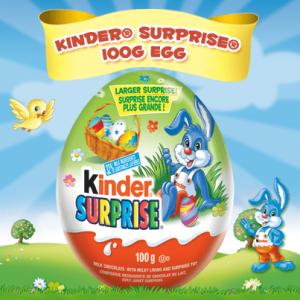 Kinder big egg