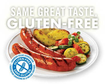 Same Great Taste, Gluten-Free