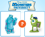 Kinder Surprise & Monsters University