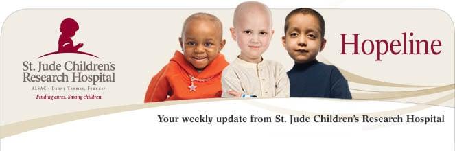 St Jude Hopeline