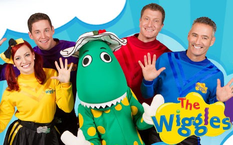 The Wiggles Hangout
