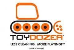 Toydozer Logo