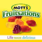Lunchtime With Mott's Fruitsations + Veggie Snacks