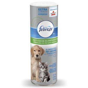 Febreze® Extra Strength Pet Odor Eliminator Carpet Deodorizing Powder