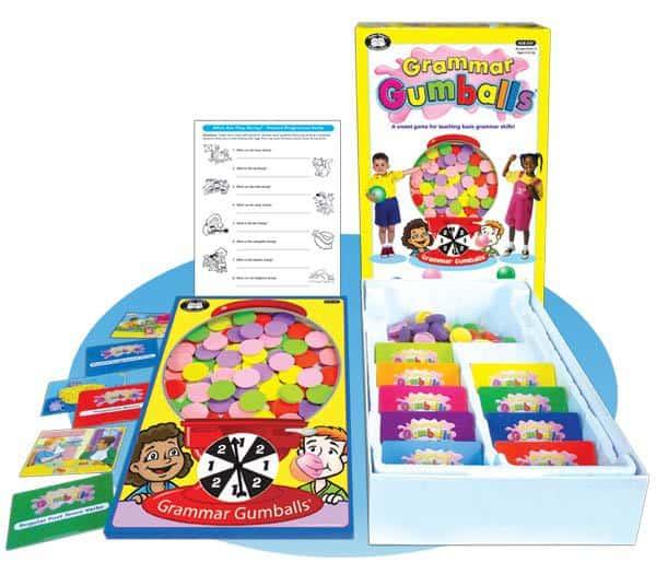Grammar Gumballs® Board Game