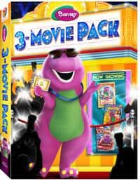 Barney – 3 Movie Pack