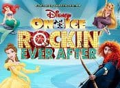 Disney On Ice – Rockin Ever After 2013