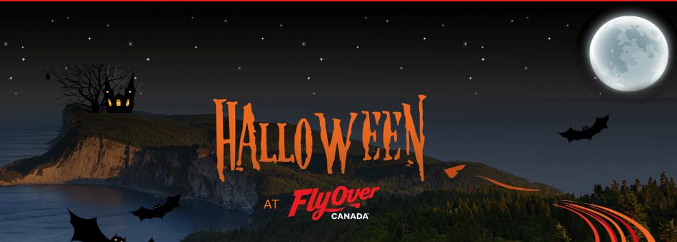Halloween FlyOver Canada