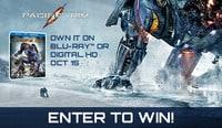 Pacific Rim Blu Ray Giveaway