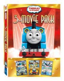 Thomas & Friends – 3 Movie Pack