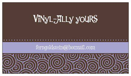 Vinyl-Ally Yours