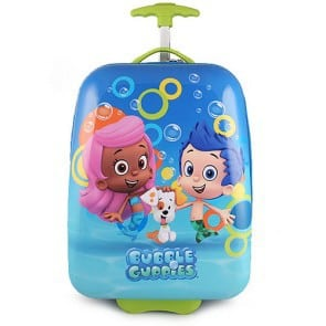 Bubble Guppies Luggage Case Giveaway