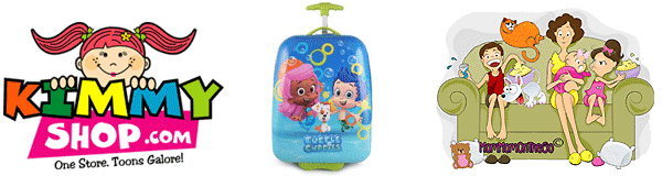 Bubbe Guppies Luggage Case Giveaway
