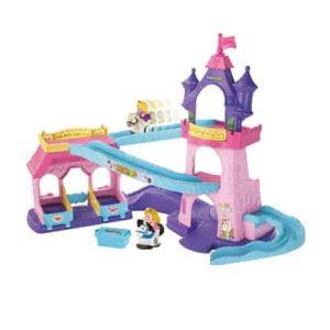 Little People Disney Princess Klip Klop set