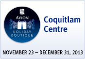 Shop in Style at the Avion® Holiday Boutique – Coquitlam Centre