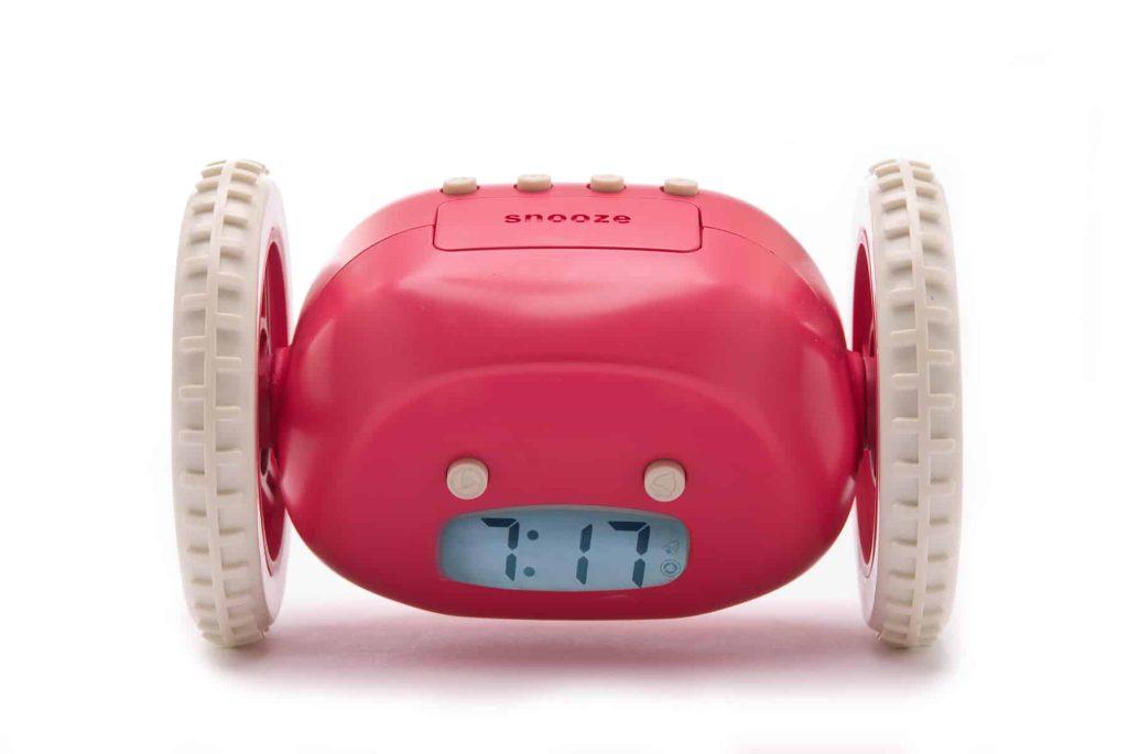 Raspberry Clocky