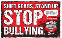 Rev Up For Bullying Awareness