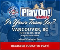 Play On! Event Banner 300x250
