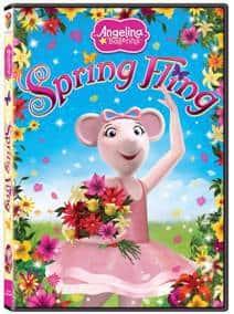 Angelina Ballerina Spring Fling