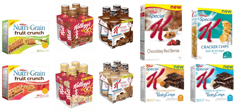 Kellogg's Must Try New Products