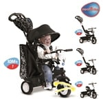 SmarTrike® 4-in-1 Touch Steering Chic Tricycle