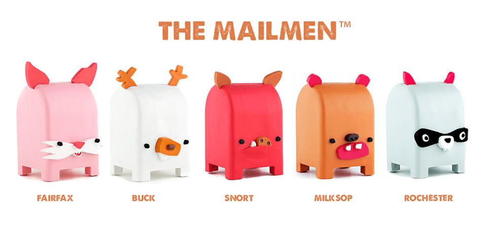 The Mailmen