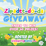 Zipadee-Do-Da Giveaway