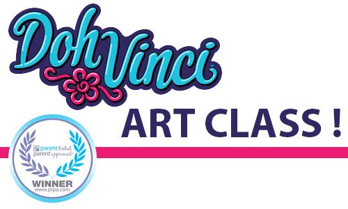 Doh Vinci Art Class