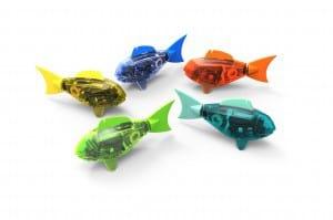HEXBUG Aquabot Clown Fish_Group