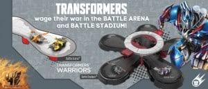 Transformer Arena and Stadium