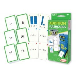 Addition Learning Cards