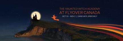 FlyOverHalloween