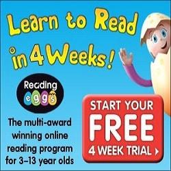 Reading Egg