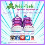 Bobbi Toads New Light Up Designs