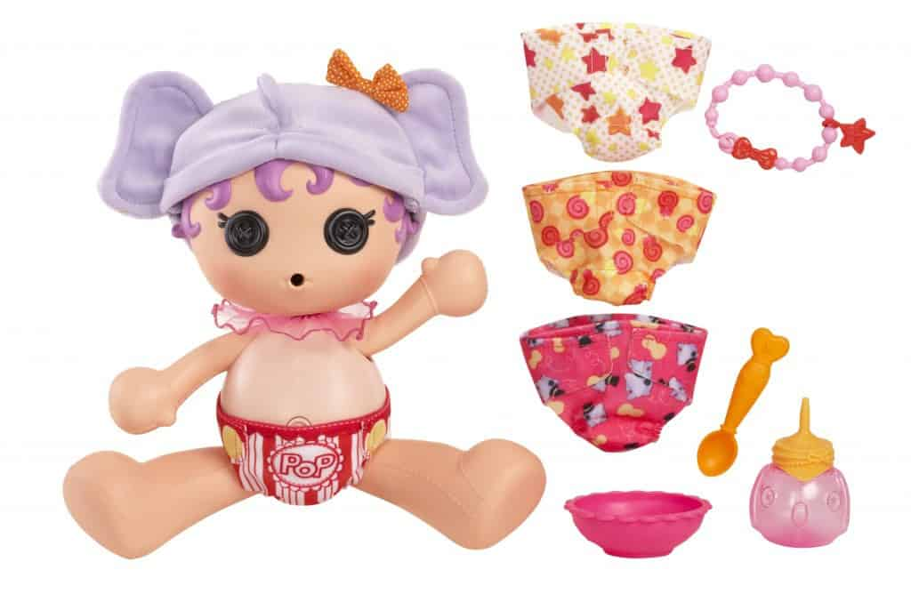 Lalaloopsy Babies Diaper Surprise Peanut Big Top FW 01